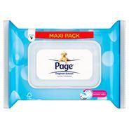 Page® Vochtig Toiletpapier Fresh Maxi Pack 76 Stuks