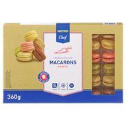 Metro Chef Macarons 36 x 10 gram