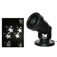 Lumineo LED ster projector buiten