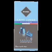 Rioba Capsules Lungo 11 stuks