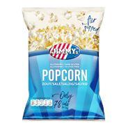 Jimmy's Popcorn tub zout 6 x 90 gram