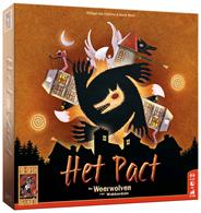 999Games De Weerwolven van Wakkerdam: Het Pact kaartspel