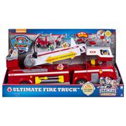 Paw Patrol Ultimate Rescue Fire Truck speelgoedvoertuig
