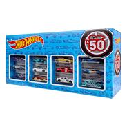 Hot Wheels Set 50 auto's