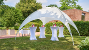 Metro Professional Event Partytent 4,3 x 4,3 meter