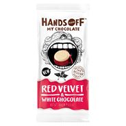 Hands Off My Chocolate Red Velvet & White Chocolate 100 g