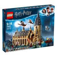 Lego 75954 Harry Potter De Grote Zaal van Zweinstein