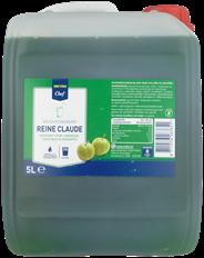 Metro Chef Vruchtensiroop Reine Claude 5 liter