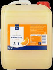 Metro Chef Vruchtensiroop Sinaasappel suikervrij 5 liter