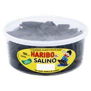 Haribo Salino Drop 150 Pièces 1200 g