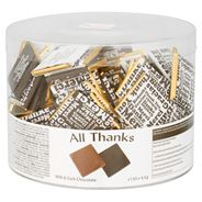 All Thanks chocolade assortiment 1x150x4,5g