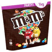 M&M's Chocolate Party 1 kg
