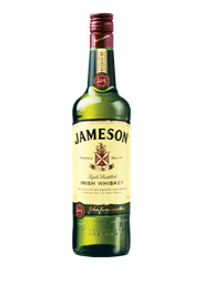 Jameson Irish whiskey 6 x 1 liter