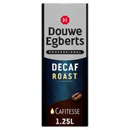 Douwe Egberts Cafitesse Koffie Decaf Roast 1,25l Pak