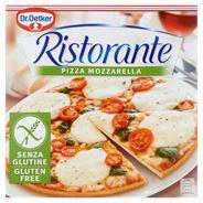 Dr. Oetker Ristorante Pizza Mozzarella Gluten Vrij 370 g