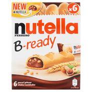 Nutella B-Ready 6 Stuks 132 g