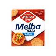 Van der Meulen Melba Toast Rondjes 110 g