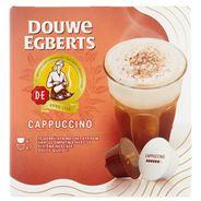 Douwe Egberts Cappuccino Koffiecups 2 x 7 Stuks