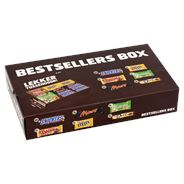 Mars Bestsellers Box 2,367 kg