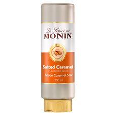 Monin Topping Salted caramel 500 ml