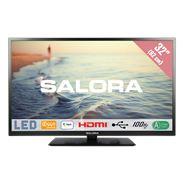 "Salora 5000 series 32HLB5000 tv 81,3 cm (32"") WXGA Zwart"