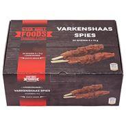 Star Grill Foods Varkenshaas spies 30 x 50 gram (diepvries)