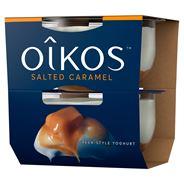 Danone Oikos Gezouten Karamel 2 x 115 gram