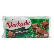 Verkade Chocolade knapperige hazelnoot bundel 5 x 111 gram