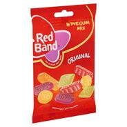 Red Band Winegums 12 x 166 gram