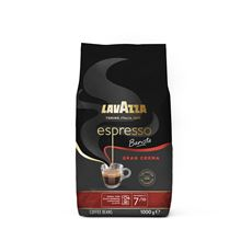 Lavazza L'espresso gran crema beans 1000gr