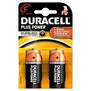 Duracell C Plus Power batterijen (2 stuks)