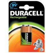 Duracell Recharge Ultra 9V-batterijen, verpakking van 1