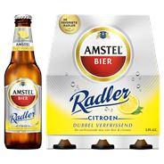 Amstel Radler Bier Citroen Fles 24 x 30 cl