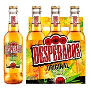 Desperados Original Bier Fles 24 x 33 cl