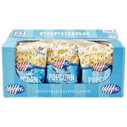 Jimmy's Popcorn mini zout 21 zakjes