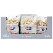 Jimmy's Popcorn mini sweet & salt 21 zakjes
