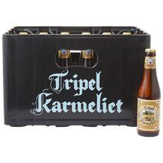 Tripel Karmeliet Belgisch Bier Fles 24 x 33 cl