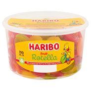 Haribo Rotella Fruit 150 Stuks 1200 g
