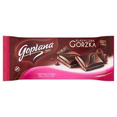 Goplana 60% Cocoa Klasyczna gorzka Czekolada 90 g