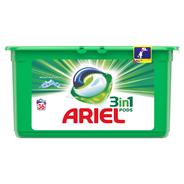 Ariel Mountain Spring 3 w 1 Kapsułki do prania, 36prań