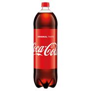 Coca-Cola Napój gazowany 2,25 l 8 sztuk