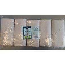 Ręcznik ZZ pistacjowy 250 listków (5 sztuk)