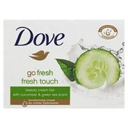 Dove Go Fresh Fresh Touch Kremowa kostka myjąca 100 g