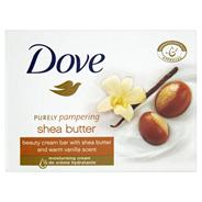 Dove Purely Pampering Shea Butter Kremowa kostka myjąca 100 g