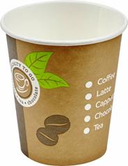 Huhtamaki Premio Kubek papierowy do napojów 200 ml 80 sztuk