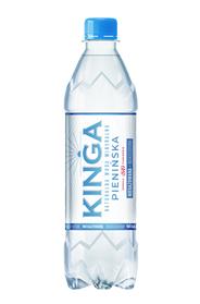Kinga Pienińska Naturalna Woda Mineralna bez gazu 0,5 l 12 sztuk