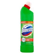 Domestos Przedłużona Moc Pine Fresh Płyn czyszcząco-dezynfekujący 4 x 750 ml