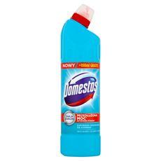 Domestos Przedłużona Moc Atlantic Fresh Płyn czyszcząco-dezynfekujący 4 x 750 ml