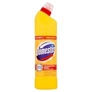 Domestos Przedłużona Moc Citrus Fresh Płyn czyszcząco-dezynfekujący 4 x 750 ml