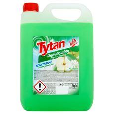 Tytan Uniwersalny płyn do mycia koncentrat zielone jabłuszko 5 kg